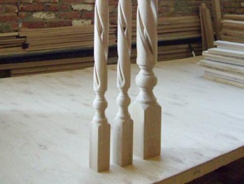 Деревянная лестница для дачи своими руками: как сделать