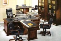 Офисная мебель для руководителя Persona от столярной мастерской «Проксима»