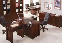 Офисная мебель для руководителя Charisma от столярной мастерской «Проксима»